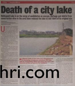 Bangalore Mirror - May 25,2017