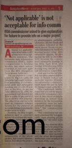 Bangalore Mirror - Apr 29, 2015
