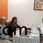 with Ms. Kiran Mazumdar Shaw of Biocon, Sri Lakshman KSPCB Chairman and Ms. Prathima Rao Biocon Foundation and Mr.Joseph of Biocon