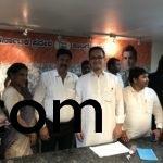 With Mr Taru Gogoi MP