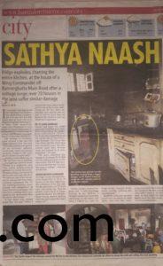 Bangalore Mirror - Apr 09,2010